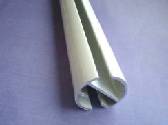 Round Aluminium Bottom Bar