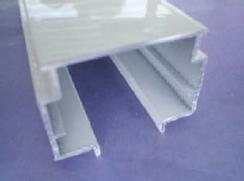 VB5 wide body white headrail inc tilt rod