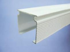 VB1 White Headrail Type MR inc Tilt Rod
