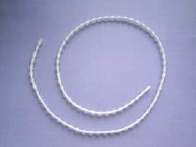 No10 Clear Plastic Control Chain 6mm Pitch