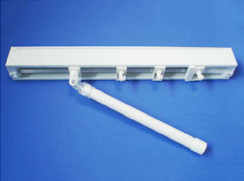 PVC Wand System - in 4 metre lengths