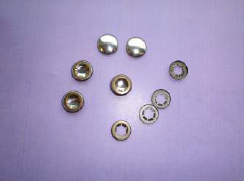 Capped Washers