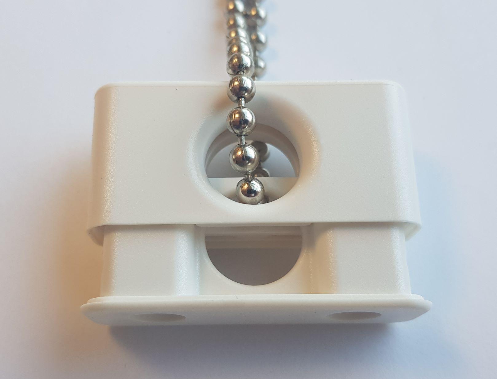 EN16434 S-Lock Safety Device (white)