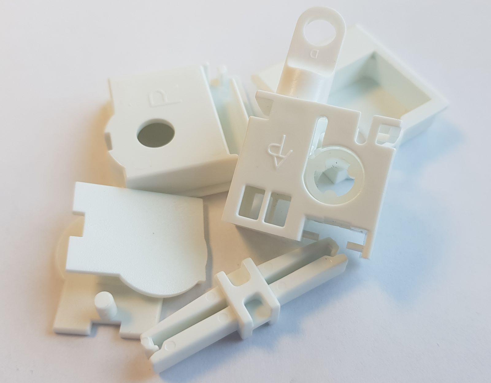 VB1 Wand Component Set